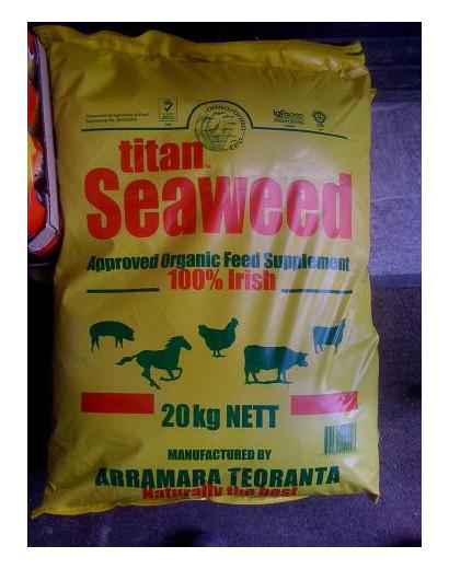 Titan Seaweed