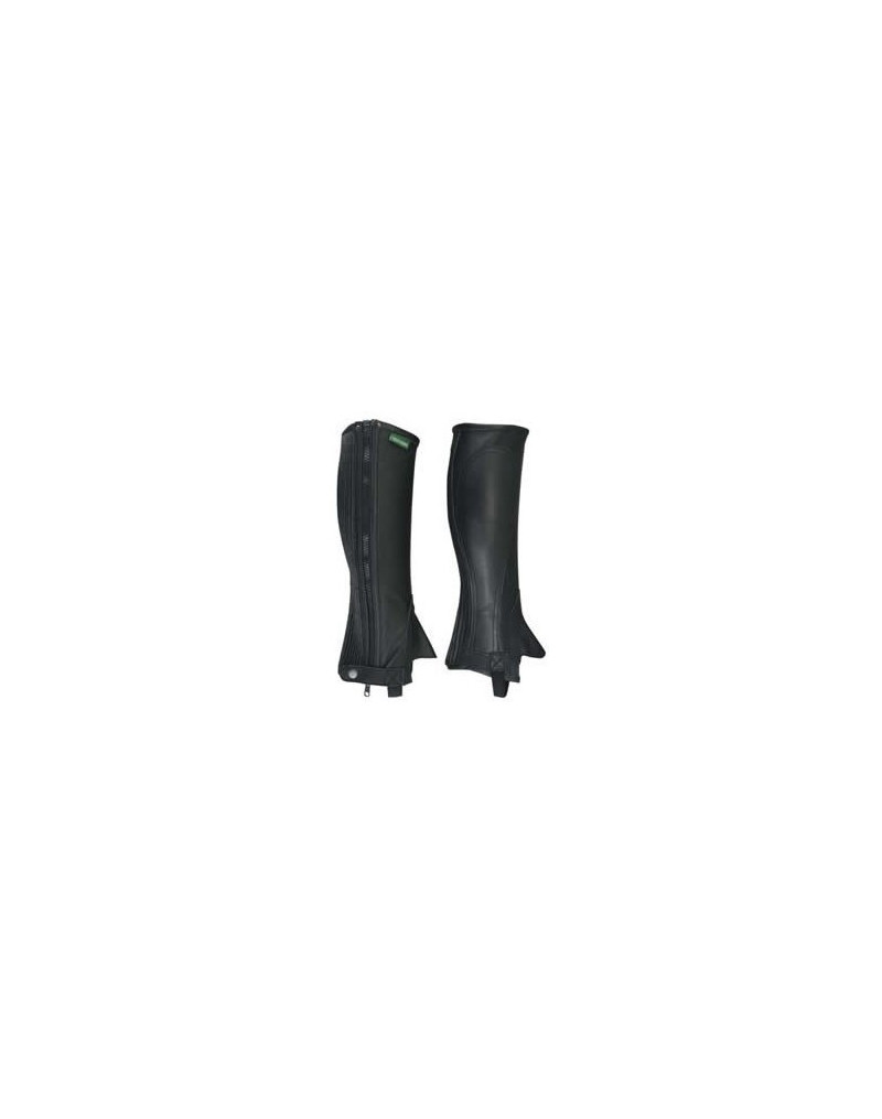Celtic Equin Top Quality Leather Half Chaps