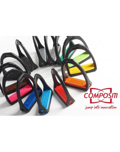 Compositi Premium Stirrups