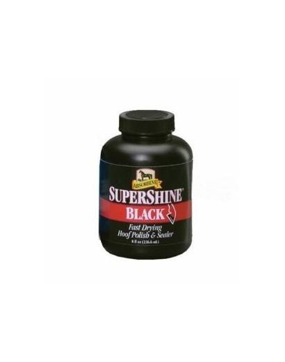 Absorbine Supershine Hoof Polish 236ml - Black