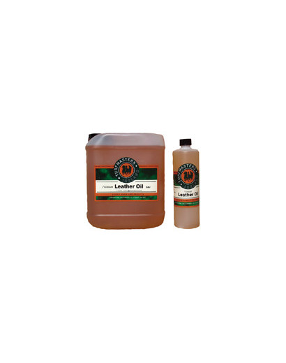 Leather Oil 500 ml