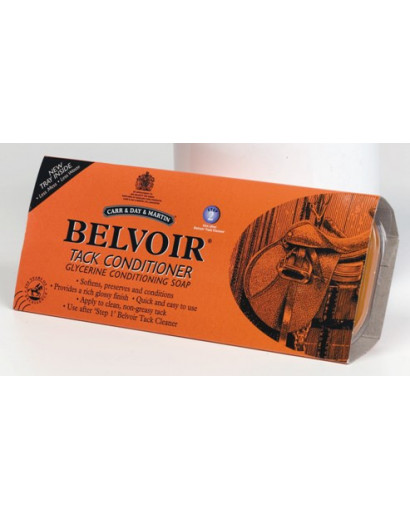 Belvoir Tack Conditioner Soap -Carr & Day & Martin