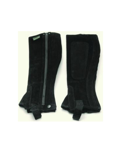 Celtic Equine Suede Half Chaps Adults