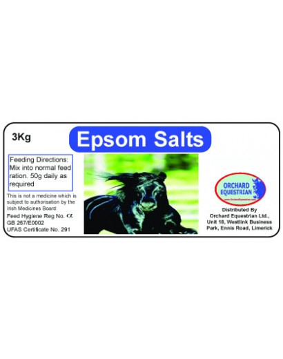 Epson Salts 3 kg