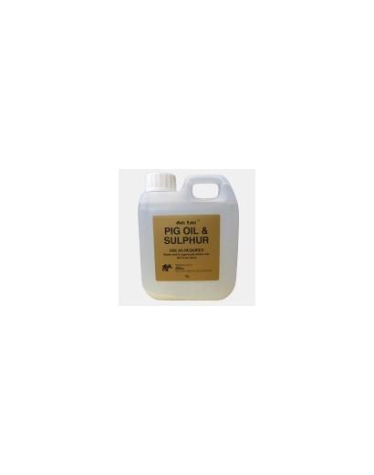 Pig Oil and Sulphur 1Litre