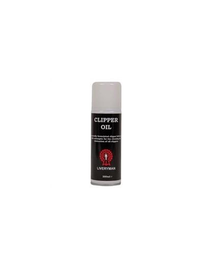 Liveryman Clipper Oil Spray 200ml