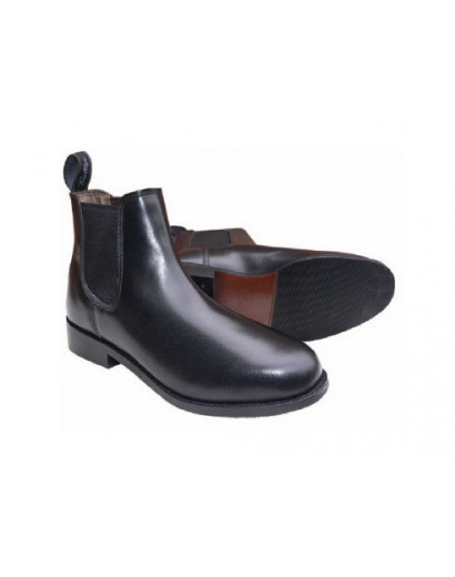 Gallop Leather Childs Jodphur Boots