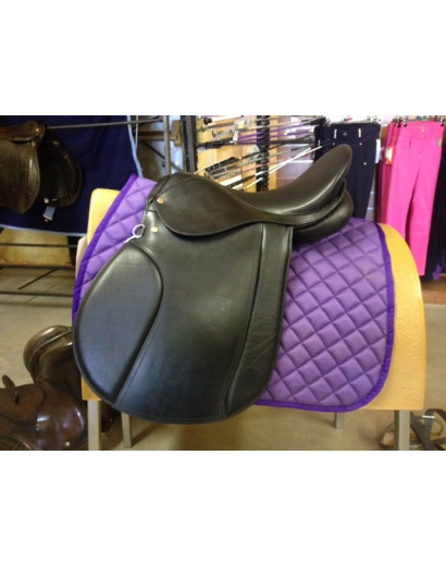 General Purpose Leather Saddle Medium Fit