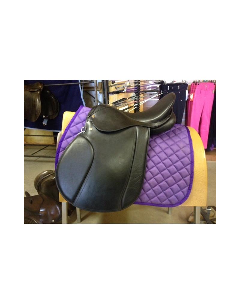 General Purpose Leather Saddle Medium Fit