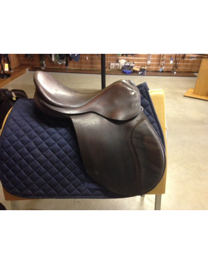 "16.5"" Palmer Pony Saddle"