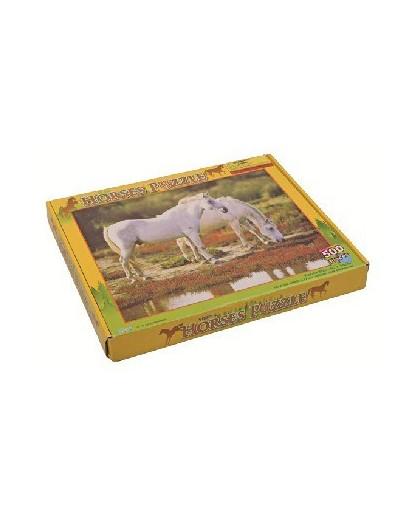 Horse Puzzle- 500 Piece