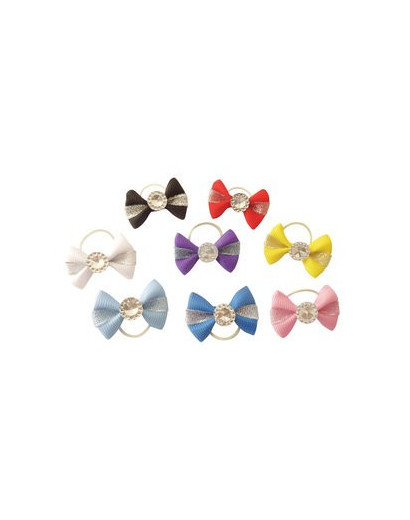 Equitheme Crystal Show Bows