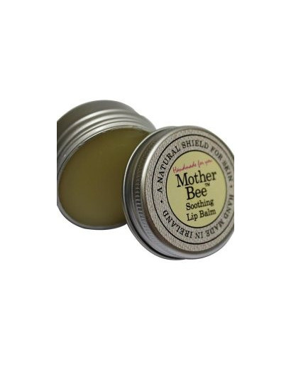 Mother Bee Unscented Lip Balm 15ml