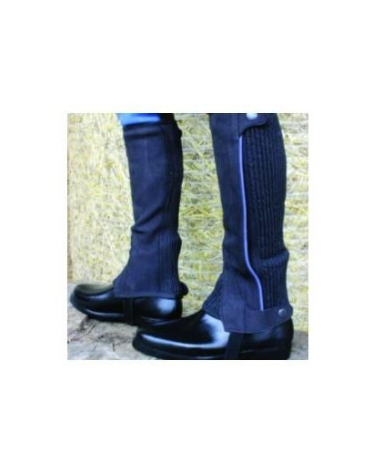 Celtic Equine Childs Suede Chaps