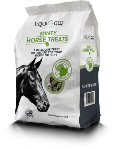 Mr Johnson's Equiglo horse treats