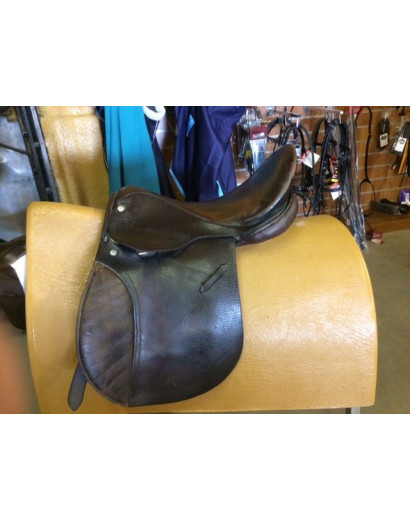 "15.5"" Lovatt & Rickett G.P Brown Saddle"