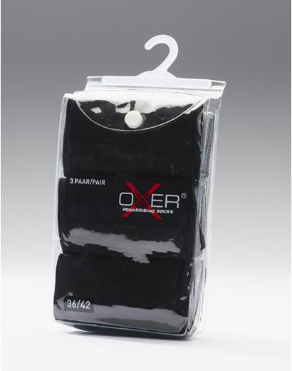 Oxer Socks Black size 40-46