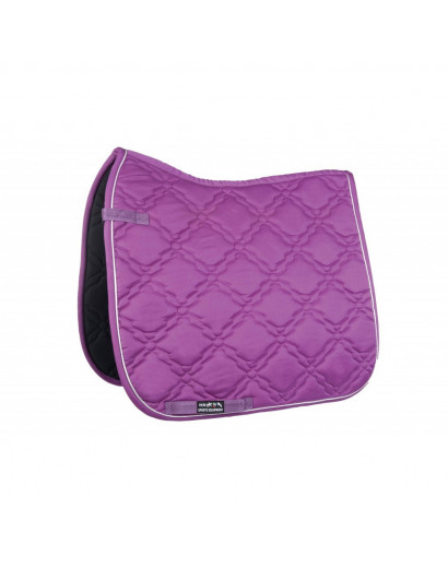 HKM Saddle Cloth Bologna Blackberry