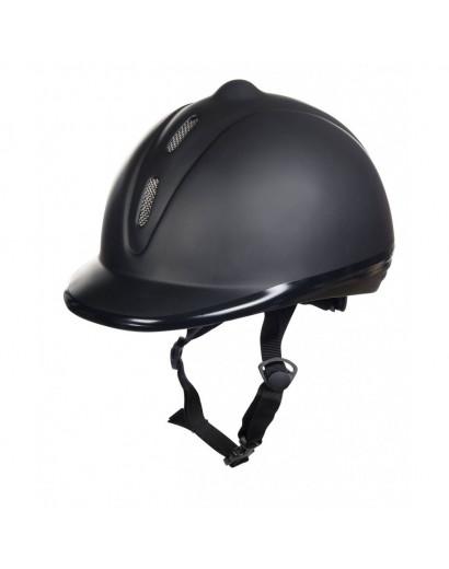 HKM Riding Helmet Smooth Finish