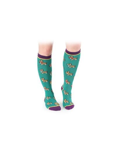 Everyday Socks Little Corgi Adult