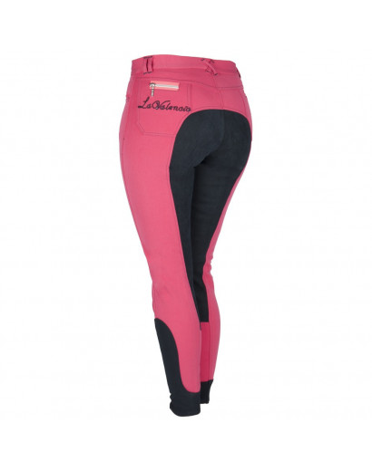 La Valencio Breeches Electron Pink Ladies size 8