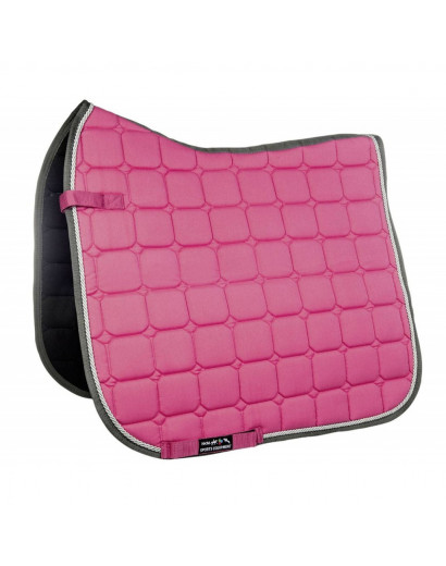 HKM Saddle Cloth Madrid Pink