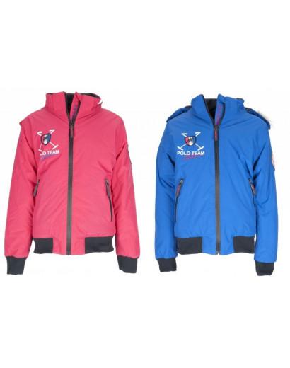 La Valencio Gusta Jacket Royal Blue