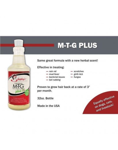Shapley's M-T-G Plus 946ml