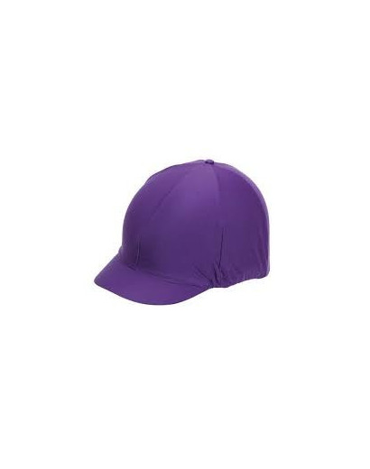 Shires Hat Silk Purple