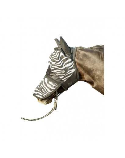 Anti Fly Mask  Zebra