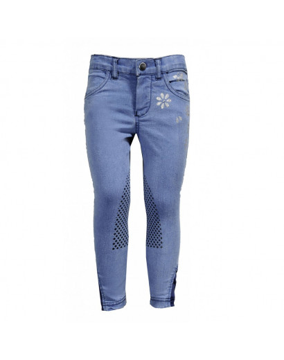 HKM Riding Breeches Wendy Denim Age 6