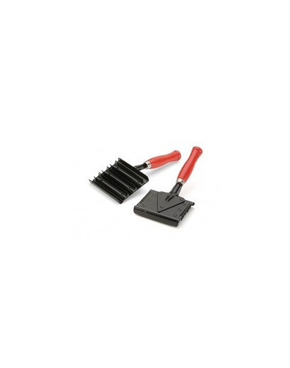 Jockey Curry Comb with handle