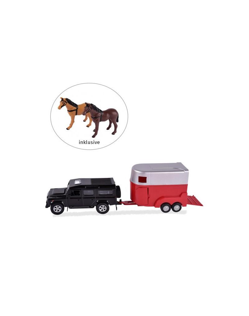 Waldhausen Horse Trailer Playset