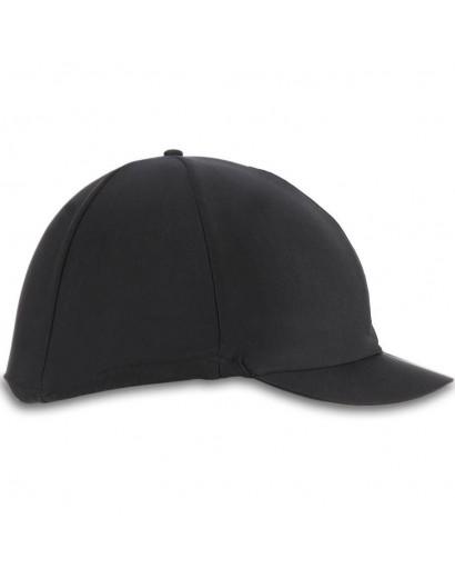 Shires Stretch Hat Silk Black