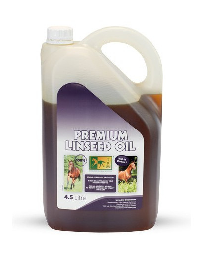 Linseed Oil 4.5 litres