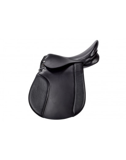 General Purpose Leather Saddle Wide Fit