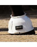 Gallop double taped over reach boots -white