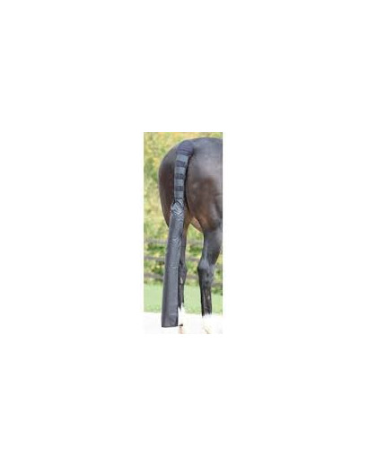 Shires Tail guards with detachable tail bag