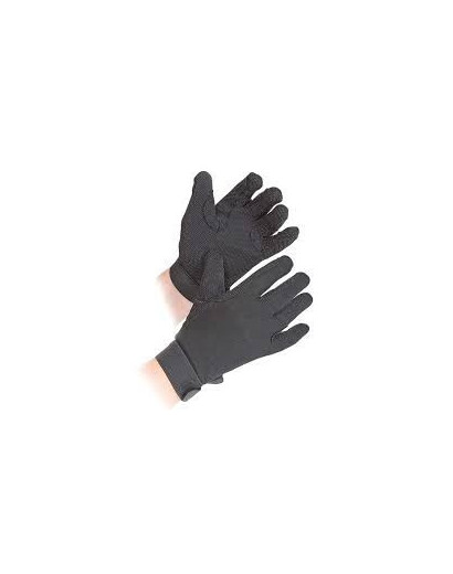 Shires Newbury Gloves- Childs Black