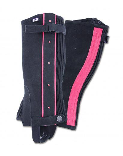ELT Kids Chaps- Black/ Pink