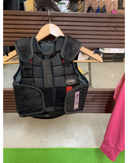 Breeze UP 2nd Hand Body Protector- Childs XS- Age4