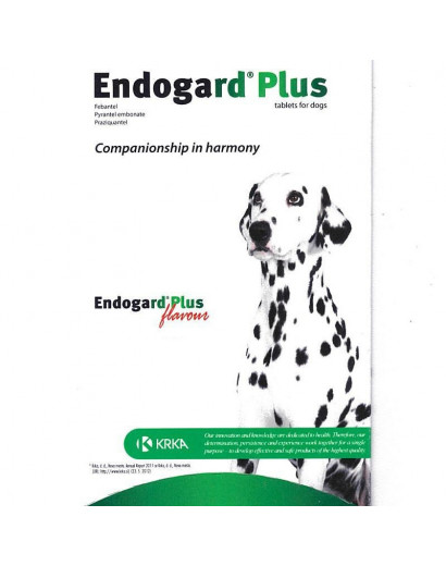 Endohuard Plus for Dogs
