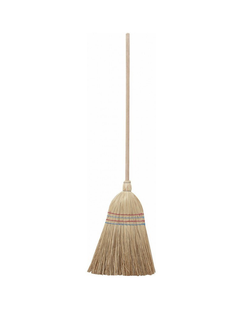 Rice Straw Broom