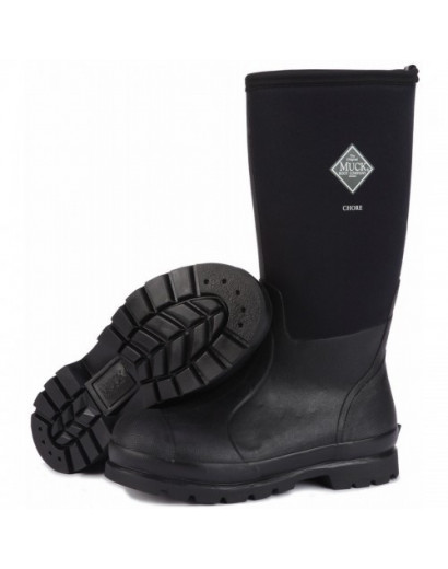 Muck Boot Chore Steel Toe- UK 10 only