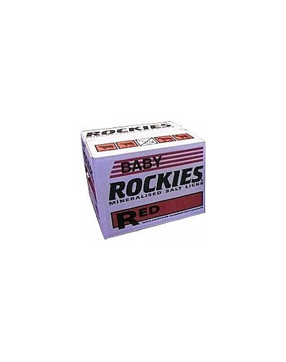 Baby Red Rockies