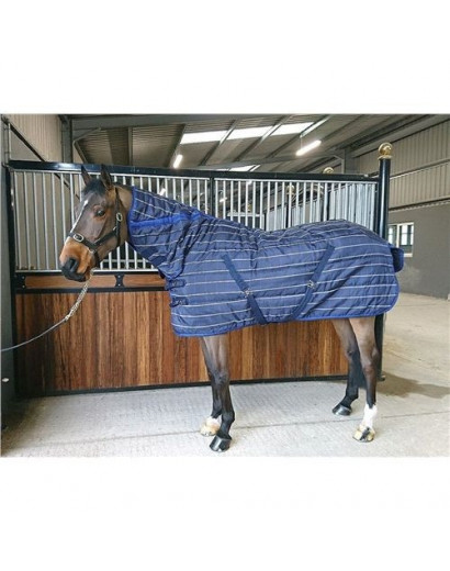 Turfmaster Comfort Quilt Stable Rug- Full Neck