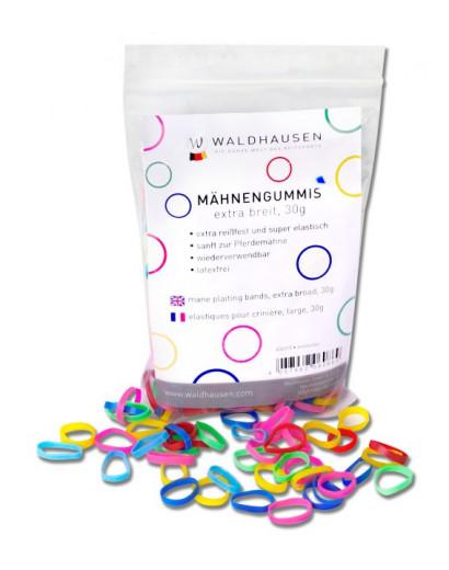 Waldhausen Plaiting Bands- Multicolour