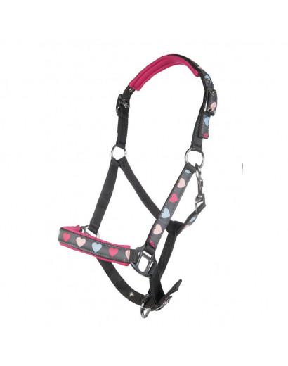 HKM piccola- head collar -pony