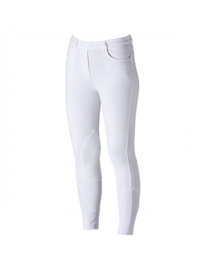 Firefoot Farsley Breeches- kids- White