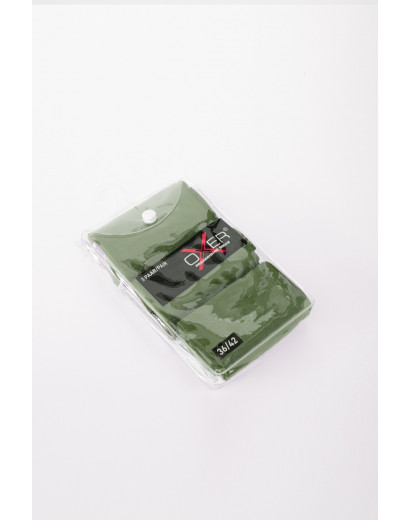 Oxer socks-Army green -3 pack